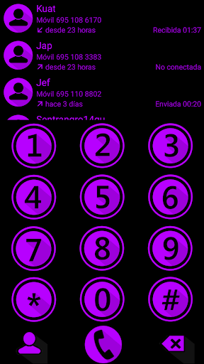 THEME MATERIAL M PUR2 EXDIALER