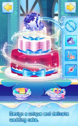Ice Princess Royal Wedding screenshot