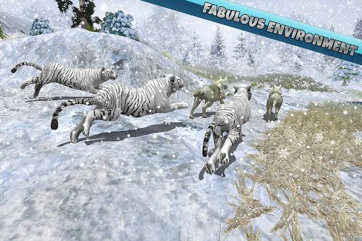 Arctic Wolf Family Simulator  screenshots 10