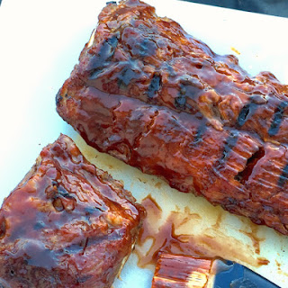 Baby Back Ribs - Oven Style.