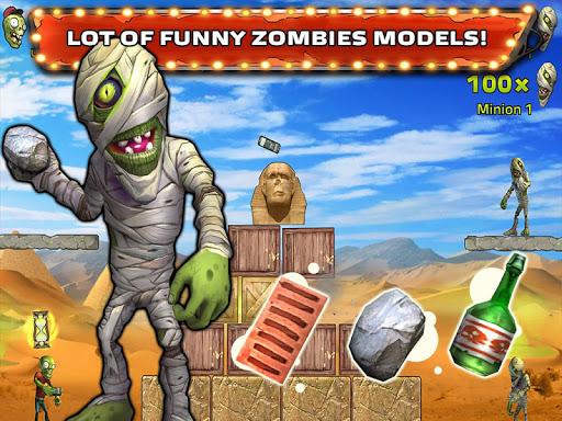 Zombie Park Battles