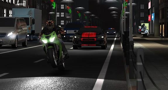 Racing Fever: Moto Screenshot