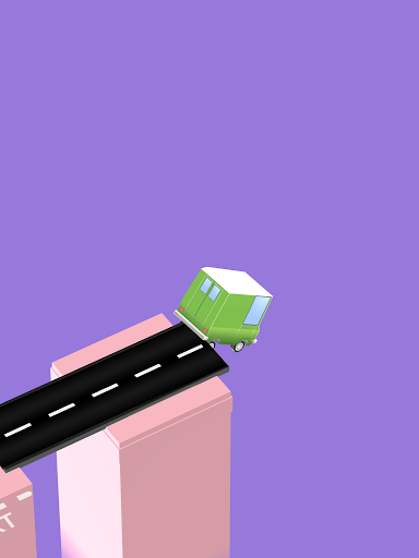 Stretchy Taxi - A challenging free game - screenshot