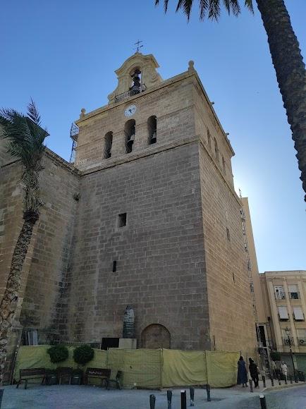 La torre de la Catedral, ya sin andamios, tras su restauración.