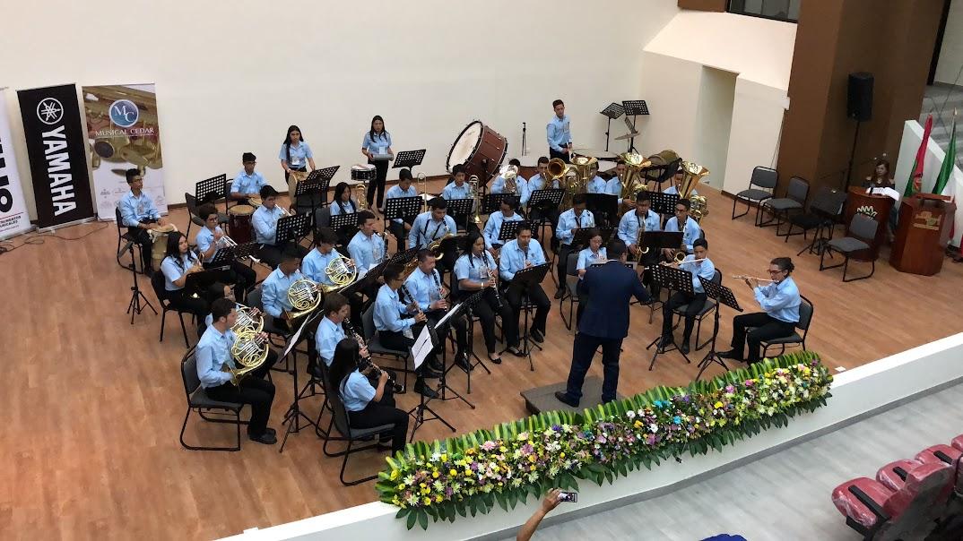 La FSMCV colabora con Colombia en la mejora del movimiento bandístico de este país