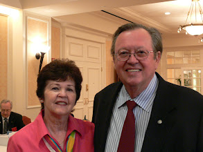 Photo: Phyllis and Mike May
