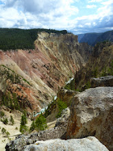Photo: The Grand Canyon of Yellowstone