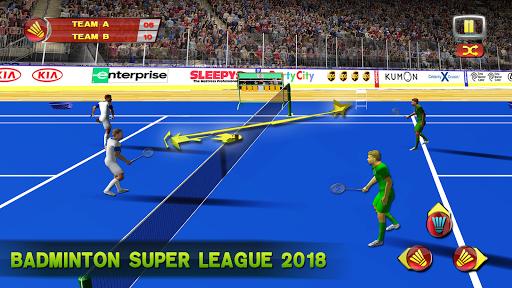 Badminton Super League - HQ Badminton Game 1.0 screenshots 1
