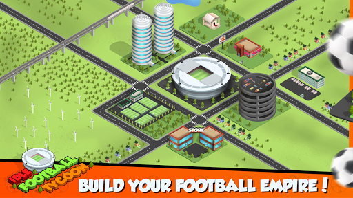 Idle Football Tycoon - Free Soccer Clicker Games screenshots 1