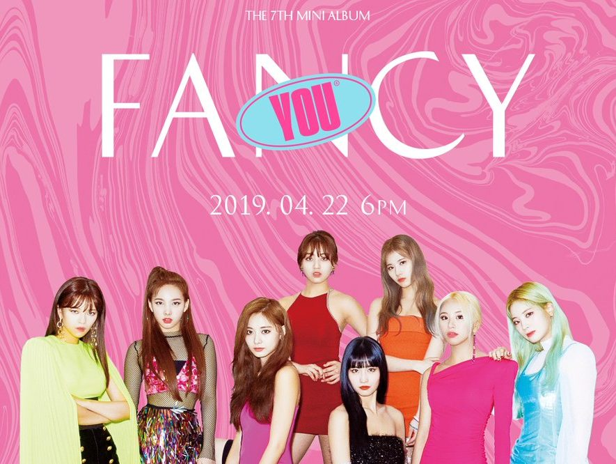 TWICE Fancy