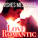 Romantic Love Messages & Quotes saying icon
