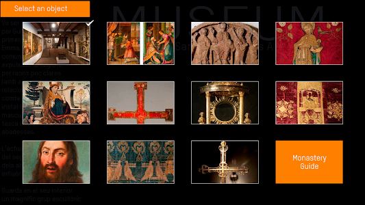 MONASTERY-MUSEUM S.J.ABADESSES screenshot 4