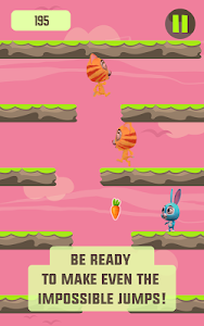 Speedy Bunny: Run, Jump & Tilt screenshot 5