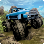 Free Racing:Monster Truck 1.0 Apk