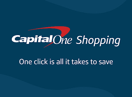 Capital One Shopping: Save in seconds