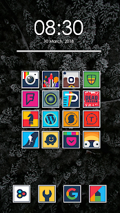 Wamo - Icon Pack Screenshot