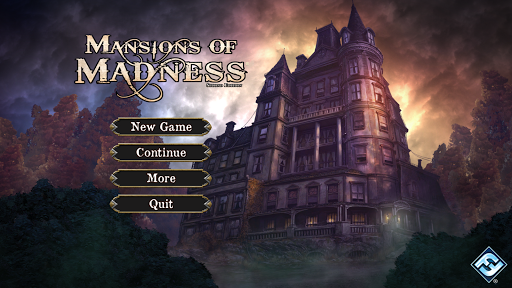 Mansions of Madness 1.4.5 screenshots 1