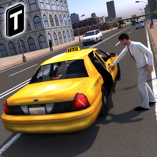 City Cab Driver 2016 模擬 App LOGO-硬是要APP
