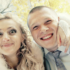 Wedding photographer Vladimir Pecura (dimir). Photo of 19.04.2014