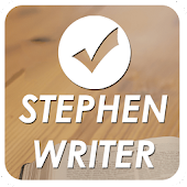 Stephen Writer Website