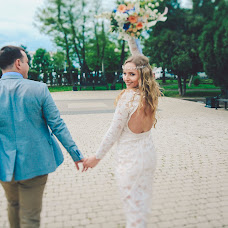 Wedding photographer Alena Arefeva (AlenaArefieva). Photo of 25.04.2016