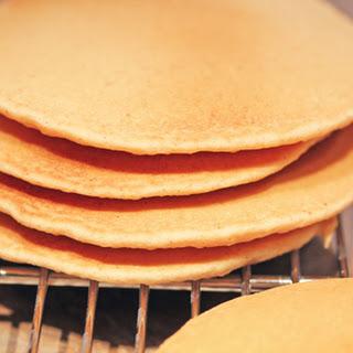 Gluten Free, Dairy Free, Soy Free Pancakes