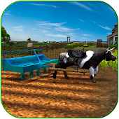 Bull Farming Simulator