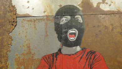 Photo: CityLeaks 2015; Ausstellung Galerie 30Works; ALIAS, Dissident