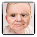 Make Me Old App - Face Aging Photo Booth icon