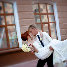 Wedding photographer Tatyana Cherepanova (anna211107). Photo of 28.09.2013