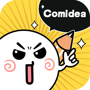 COMIDEA    Writing Comics APP
