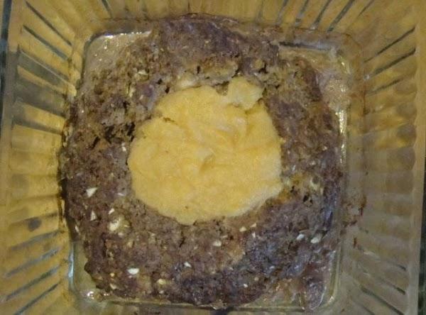 Applesauce Meat Loaf Recipe