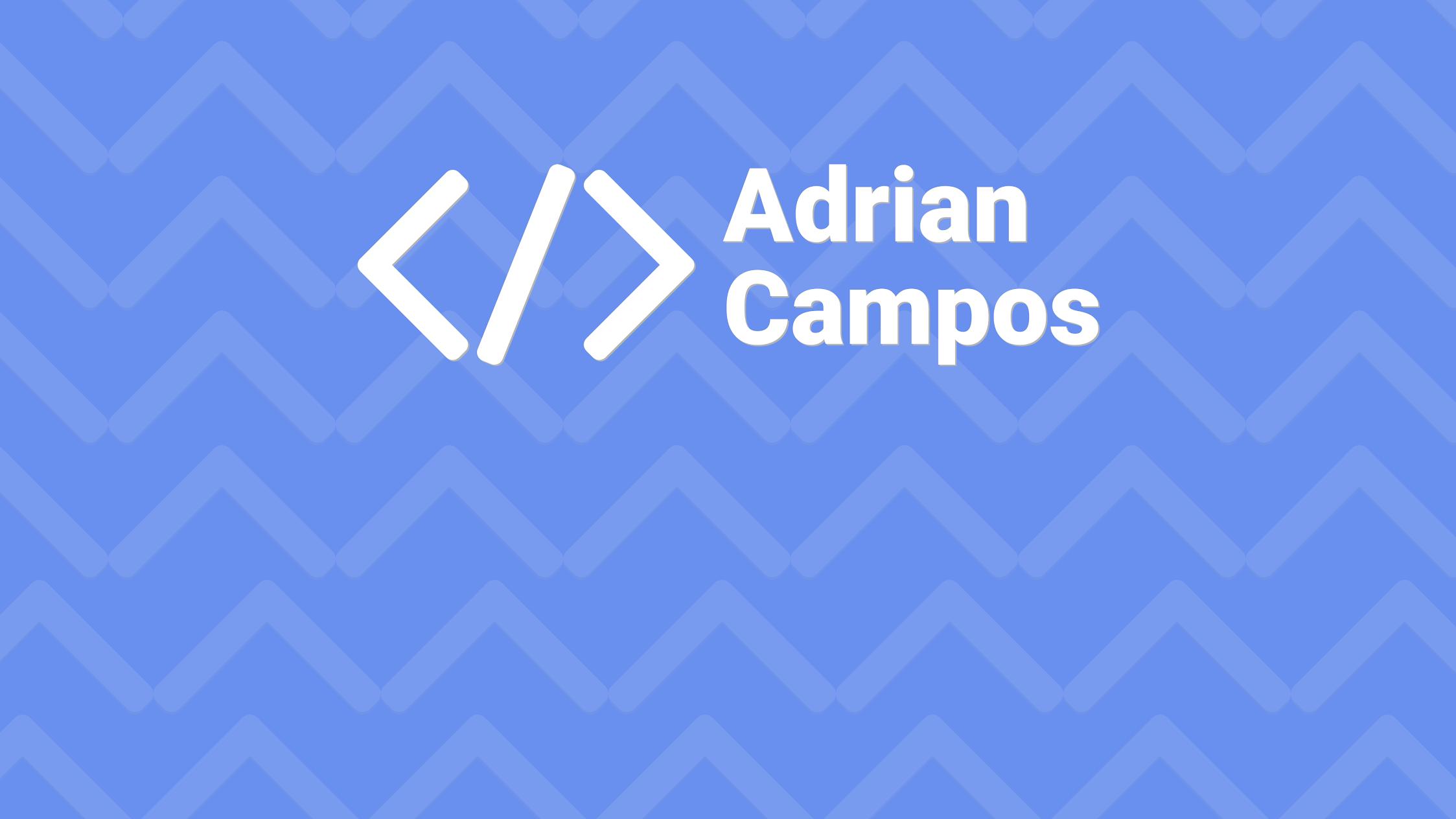 Adrian Campos