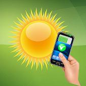 Solar Móvil Cargador Broma
