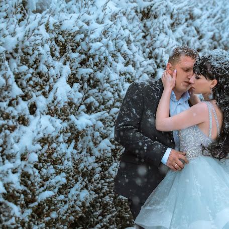 Wedding photographer Nikolay Nikolaev (NickFOTOGROff). Photo of 04.02.2018