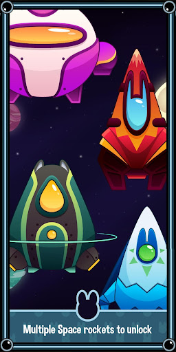 Planit Rabbit - Space Rocket Rescue Mission (BETA)  captures d'écran 2