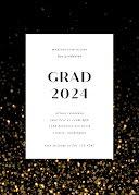 Madison's Graduation Party - Graduation Announcement item