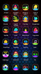 Rados - Icon Pack Screenshot