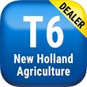 New Holland Ag T6 - Dealer icon