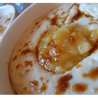 Oatmeal Porridge.