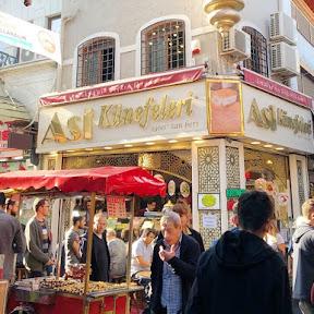 トルコ・イスタンブールで本格的なトルコスイーツ「キュネフェ」を食すなら「ハタイ・アスィ・キュネフェレリ」