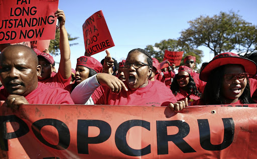 R100m of workers' money missing from Popcru firm - SowetanLIVE