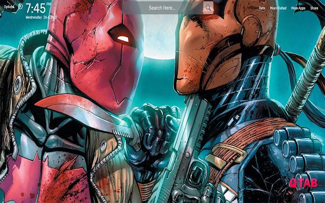 Dc Comics Wallpapers HD Theme