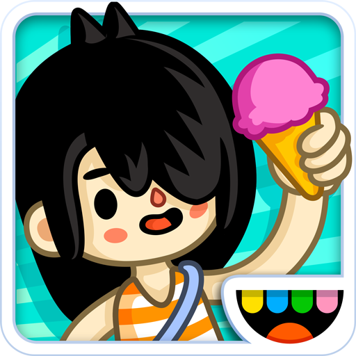 Toca Life: Vacation ВСТРОЕННЫЙ КЭШ v1.0.2 для Android