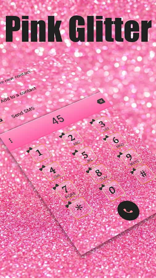 glitter writing app