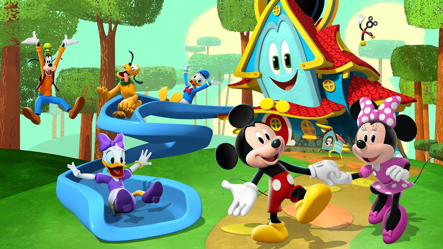 Mickey Mouse Funhouse: Extras