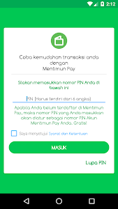 Mentimun Pay screenshot 1