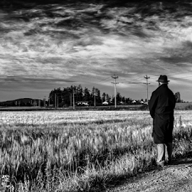 by Keith Sutherland - Black & White Landscapes