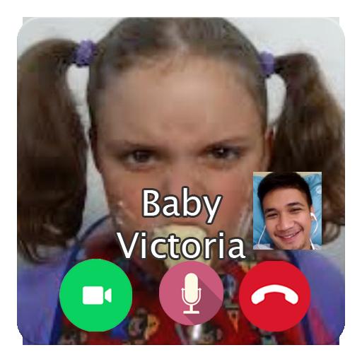 Video Call Prank Baby Victoria
