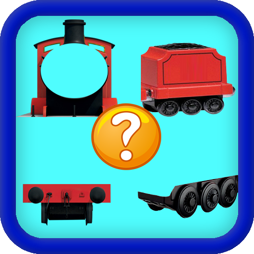 Pics Quiz for Thomas & Friends 益智 App LOGO-硬是要APP